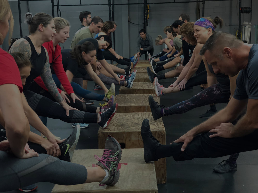 CrossFit - JSA CrossFit- Constantly varied fitness classes with proven results for beginners through competitors…with high-fives and cheers guaranteed to create a healthy addition.