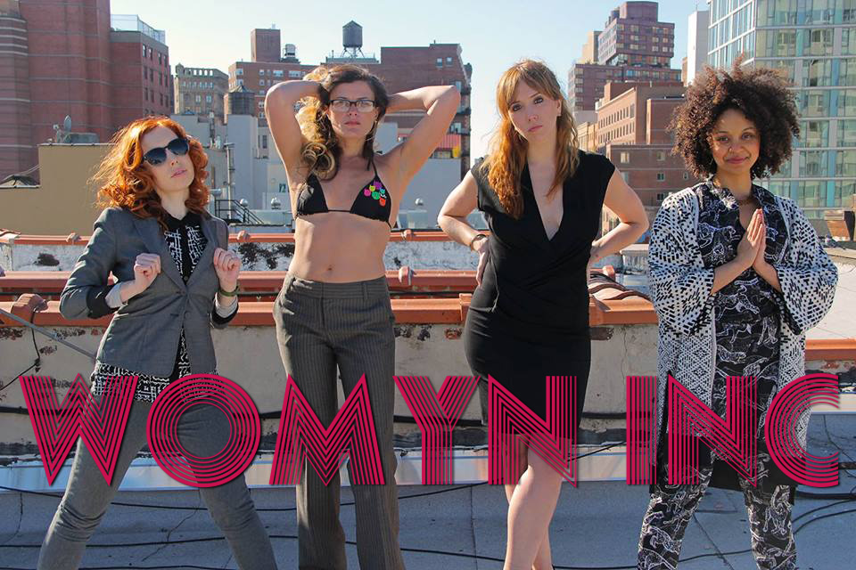 WOMYN INC is a workplace comedy about an   alternative world ruled by The Matriarchy.    watch