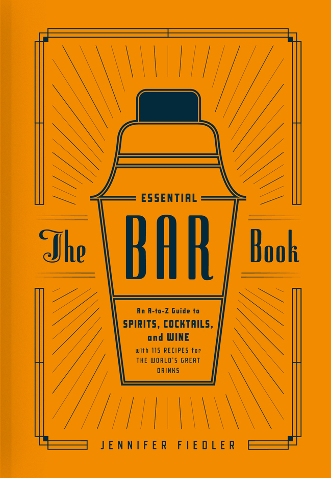 The Essential Bar Book • Lettering & Customized Alphabet