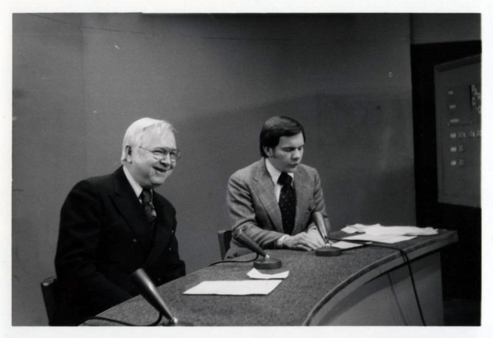 My father, Doug Martin and author, Charlie Ryan.