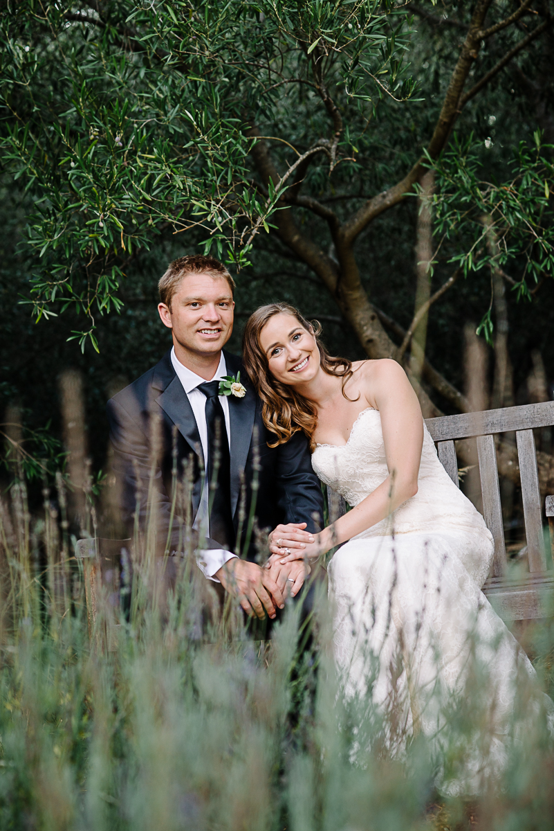Nicole and Micheal's Portola Valley Wedding
