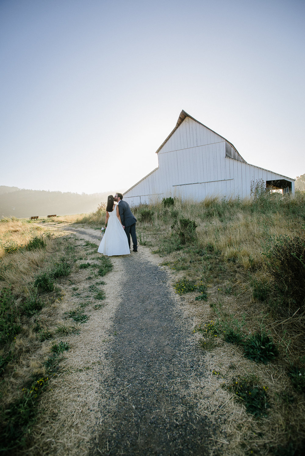 Julia and Matt | Wedding Photography | Dance Palace, Point Reyes, Marin