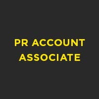 PR Account Associate