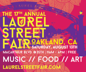Laurel Street Fair Saturday August 13, 2016