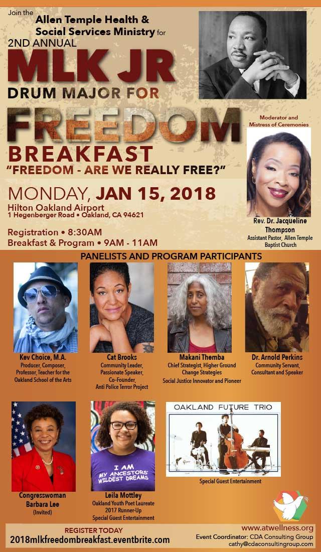 Martin Luther King Junior Breakfast Oakland January 2018.jpg