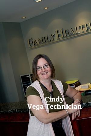 Vegatest Technician #1