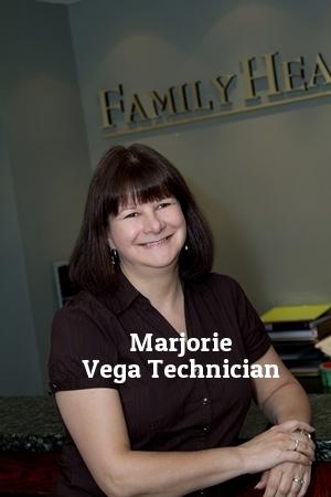 Vegatest Technician #2