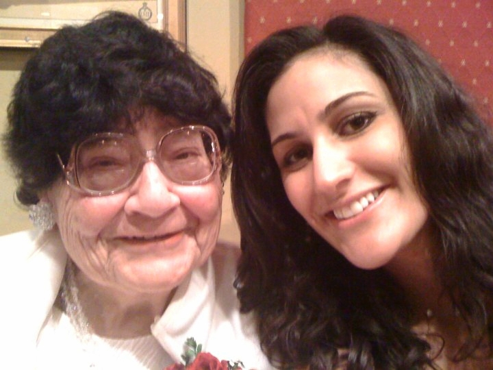 My grandma & I a year before both of our diagnosis's.