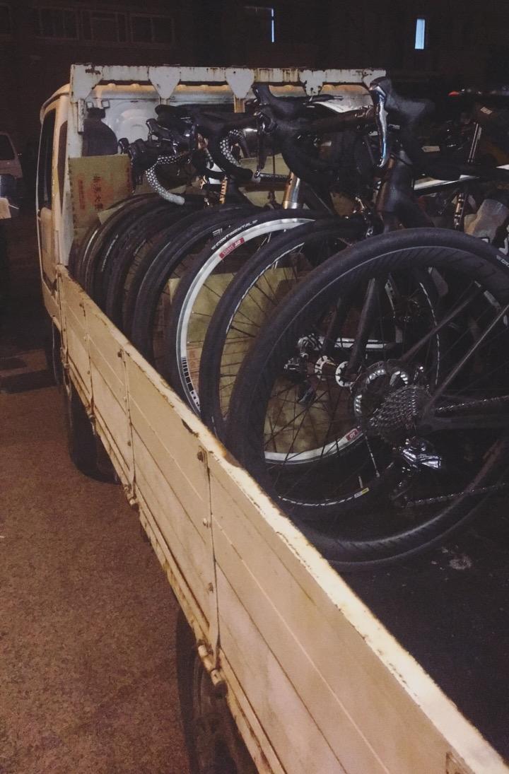 Bring a bike that travels well...