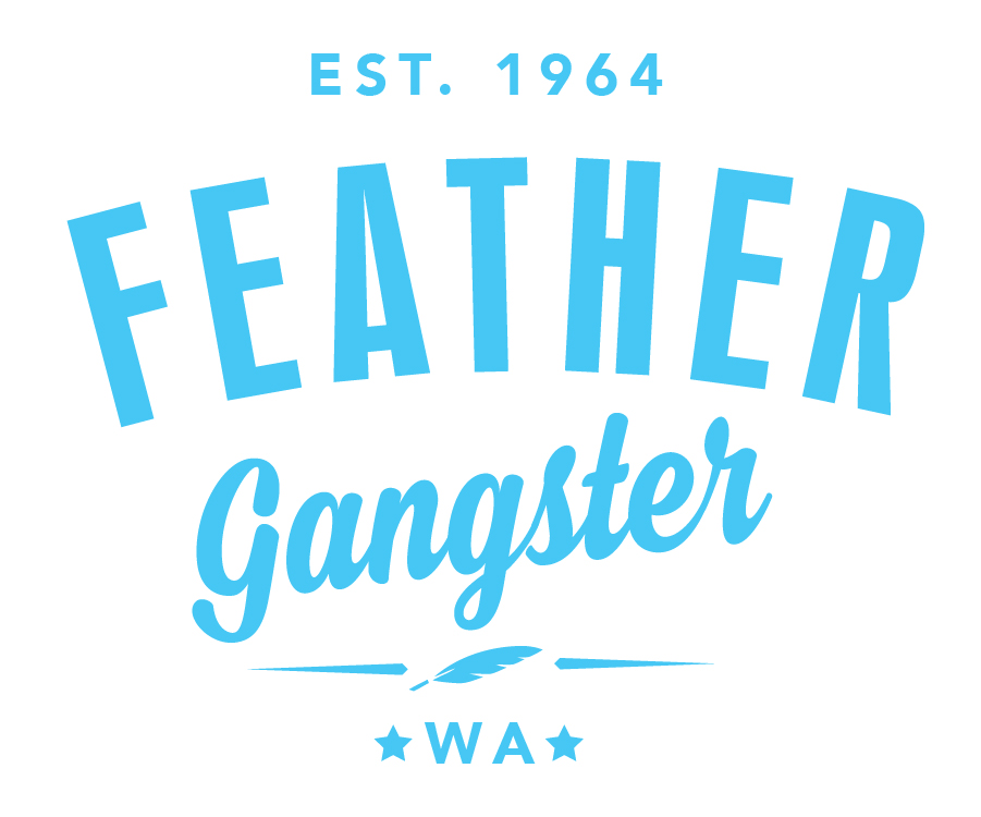 Feather Gangster - logo