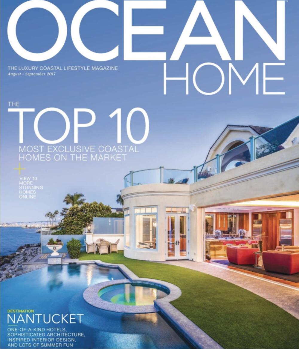 Ocean Home  September 2o17    READ MORE