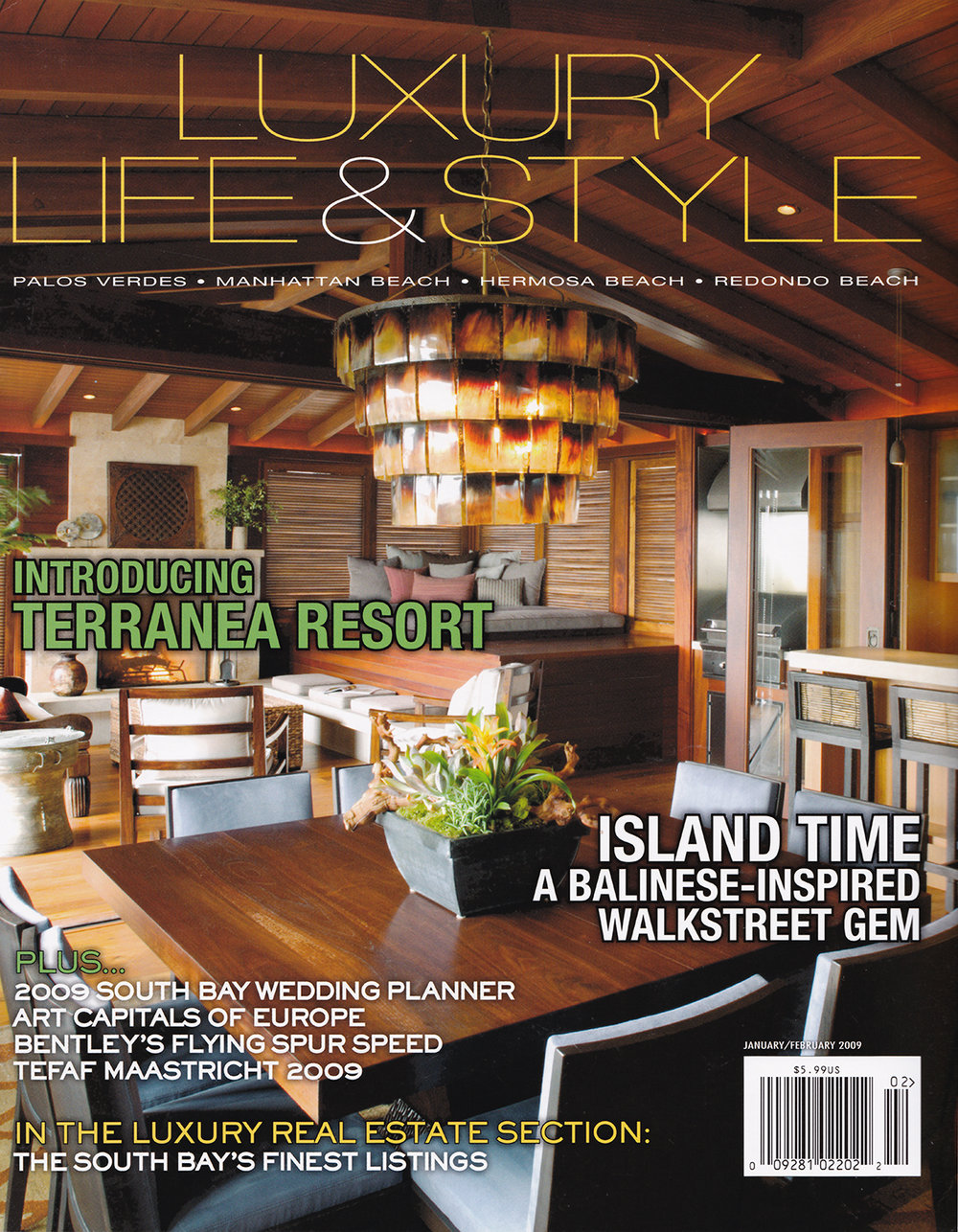 Luxury Life & Style February 2oo9 READ MORE