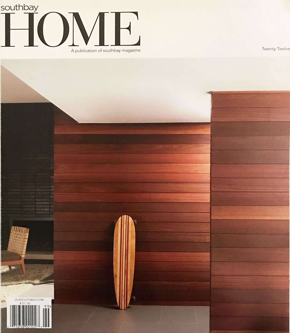 Southbay Home 2o12 READ MORE