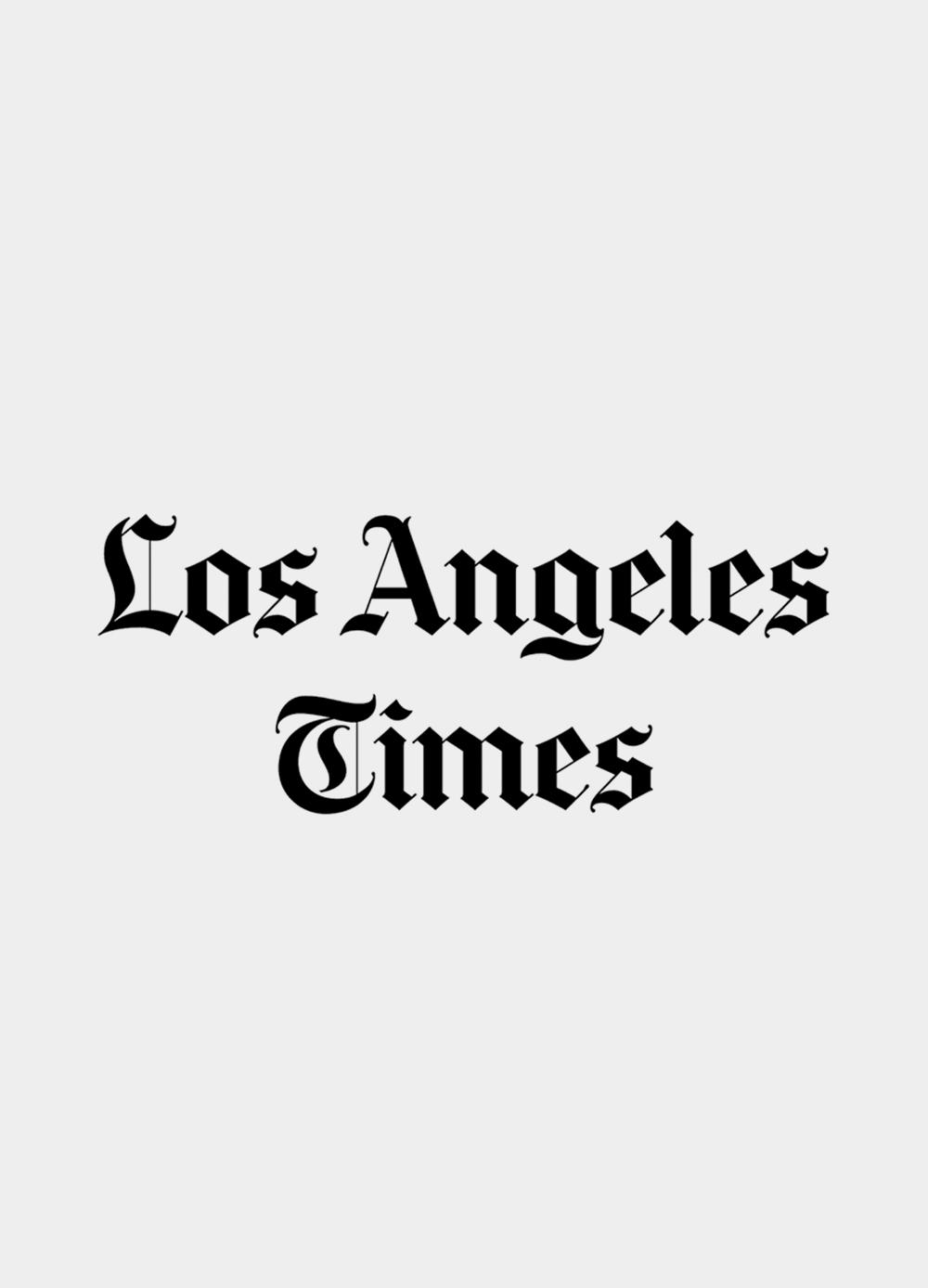LA Times  August 2o10    READ MORE