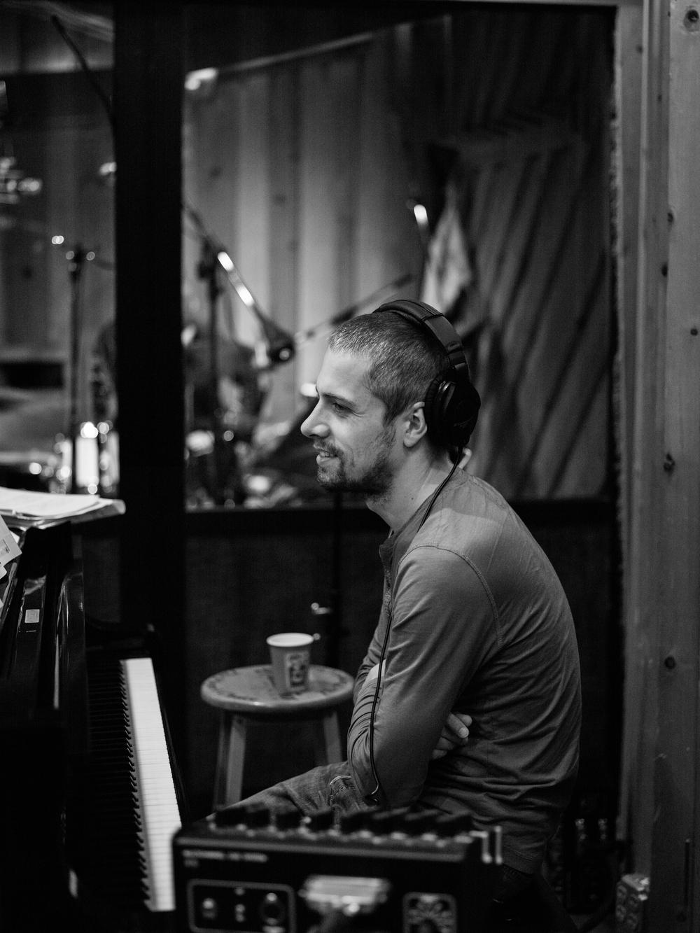 John Escreet, Avatar Studios NYC 2013