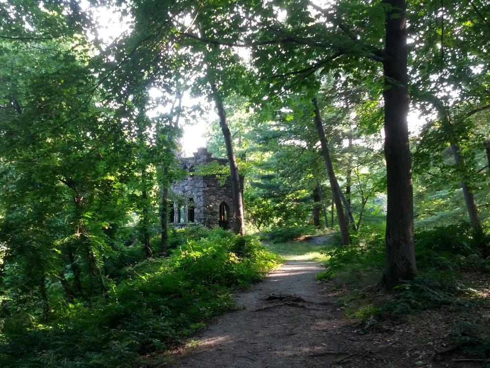 Halsey Pond, Irvington NY