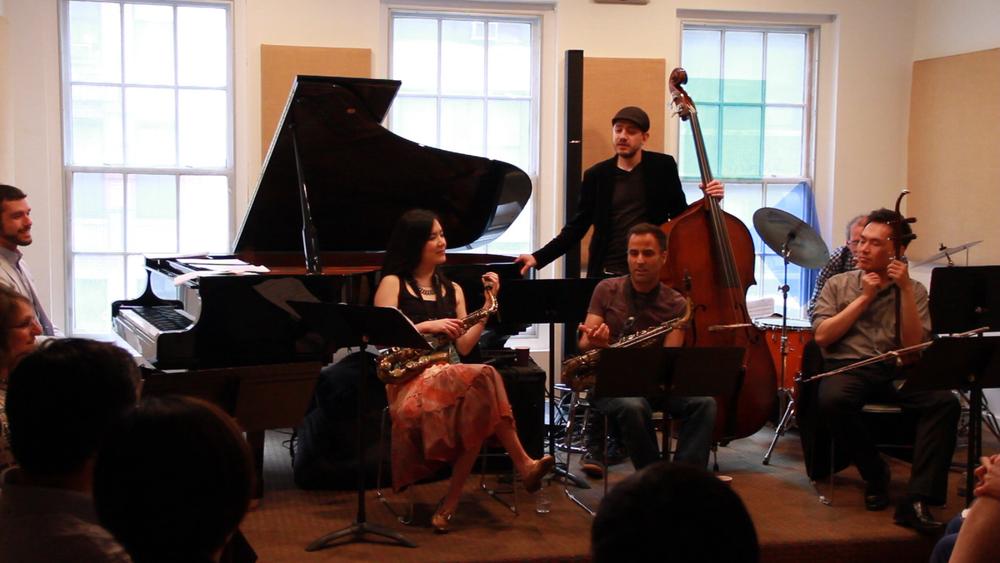 Michiko Studios, June 2014