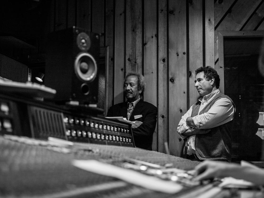 Allen Toussaint, Joshua Feigenbaum, Avatar Studios NYC 2013