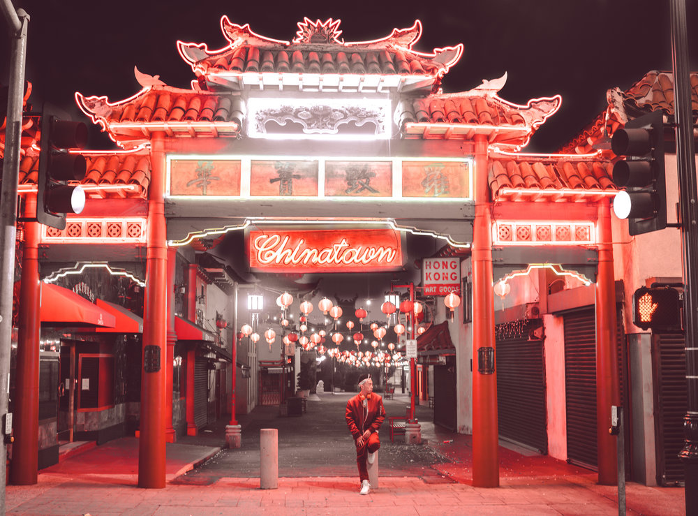 Chinatown - Los Angeles, USA