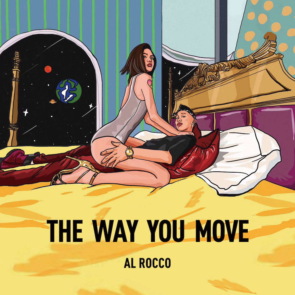 The Way You Move - Al Rocco (Artcover by Lujia X fun你) 2.JPG