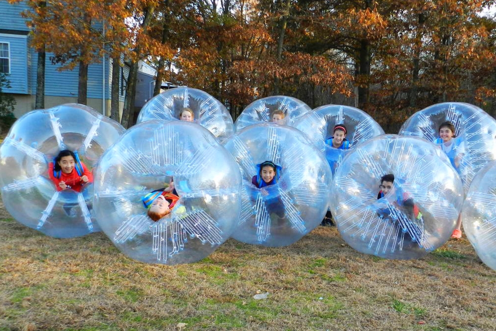 Bubble Soccer Rental