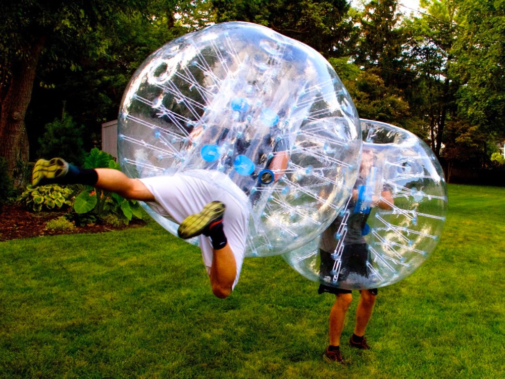 Baltimore Bubble Ball Soccer