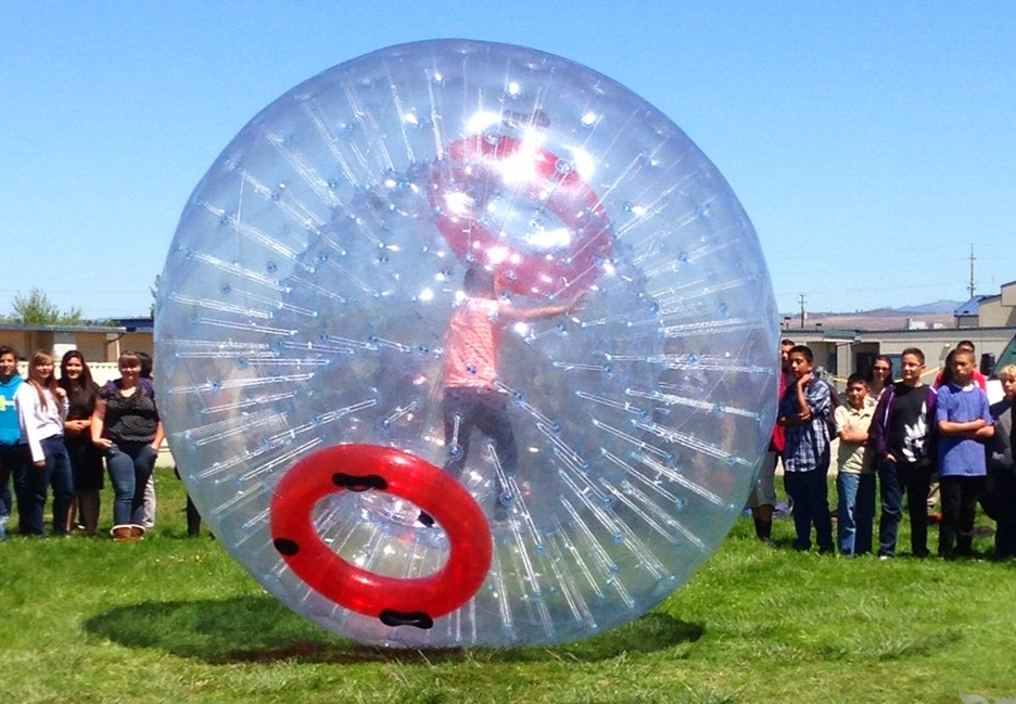 BubbleBall Maryland Human Hamster ball