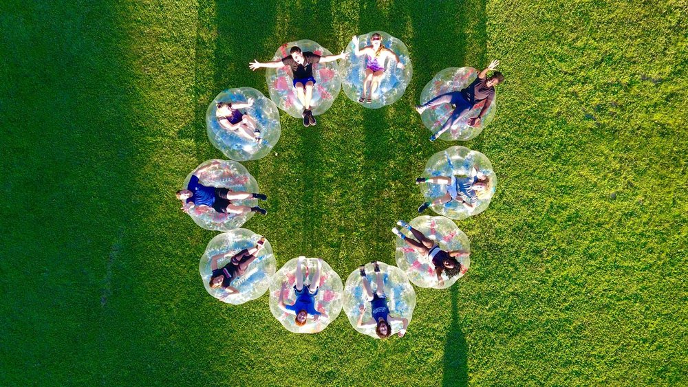 BubbleBall MD Team