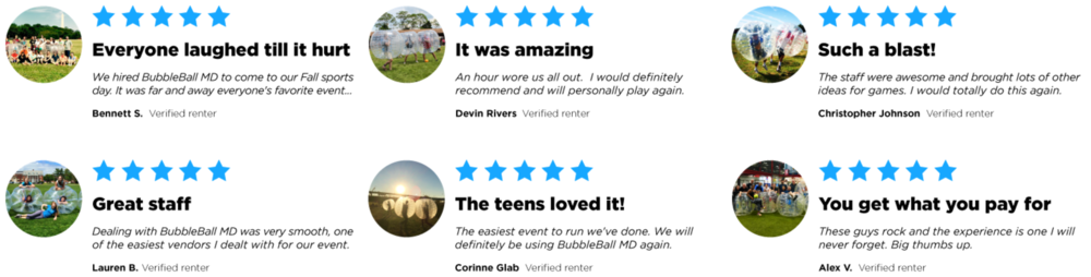 BubbleBall MD Reviews