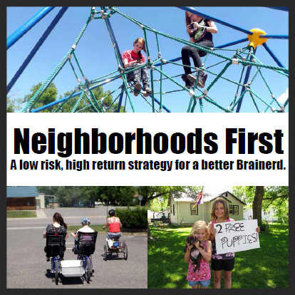 Neighborhoods First