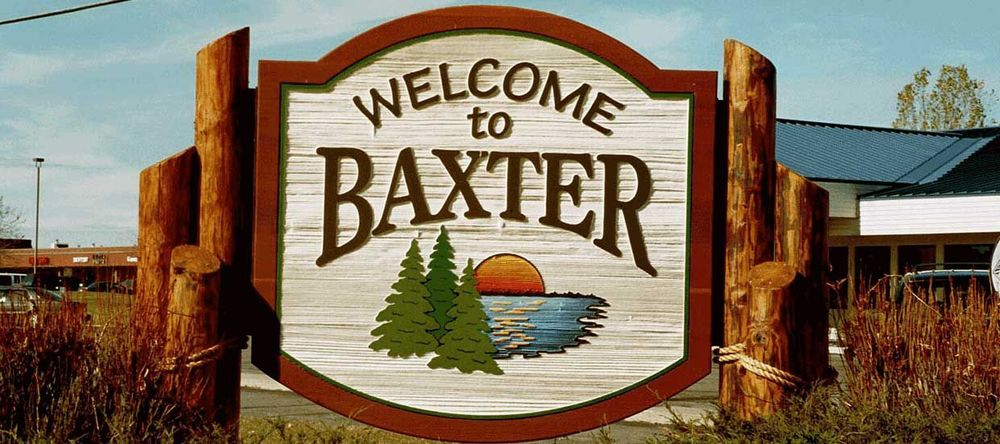 Second time around baxter mn