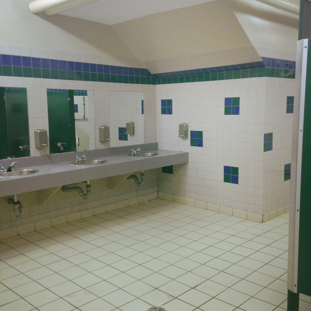 Boys' Bathroom