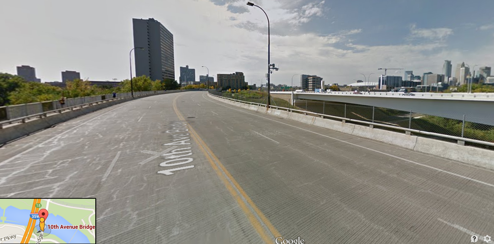 If the local government paid for this bridge, it'd likely be half the size with improved bikeways.