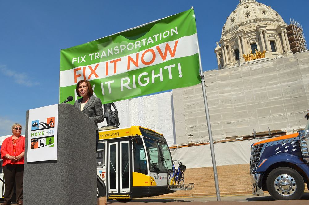 "Do we really ""fix transportation"" just by spending a lot more money doing what we've shown isn't working?"