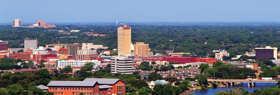In Waco Texas