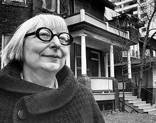 Author Jane Jacobs via safestreetstrategies.com
