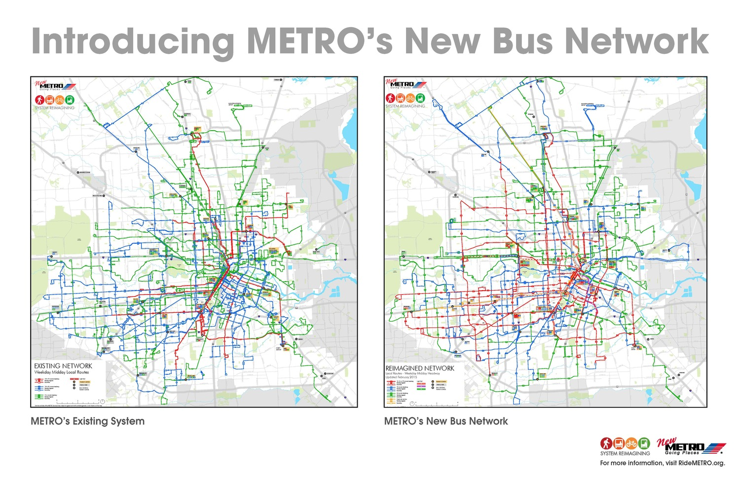 Houston\'s Groundbreaking New Transit System — Strong Towns