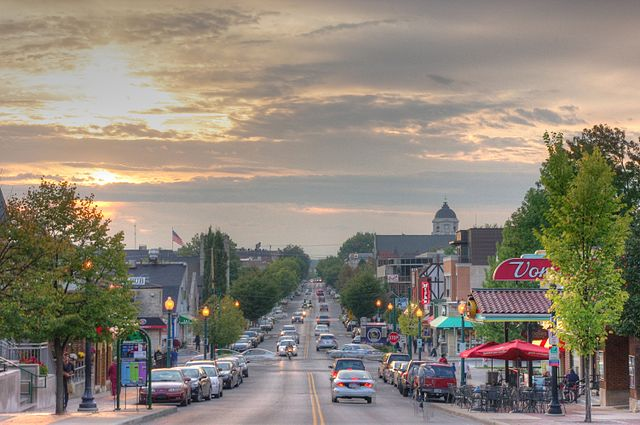Photo of Bloomington, IN, by  Vahala