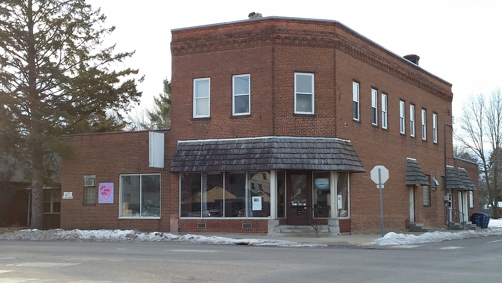 A typical underutilized building in my hometown of Brainerd, MN.