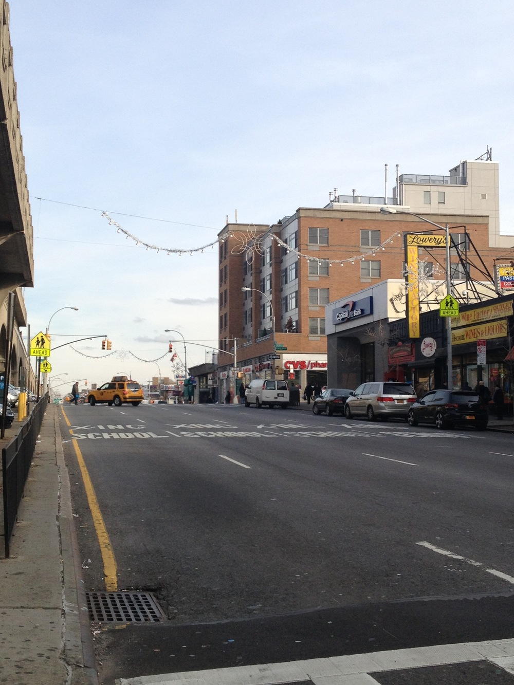 Photo taken in Queens, NY, by Rachel Quednau