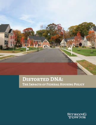 Distorted DNA: The Impacts of Federal Housing Policy (ebook)