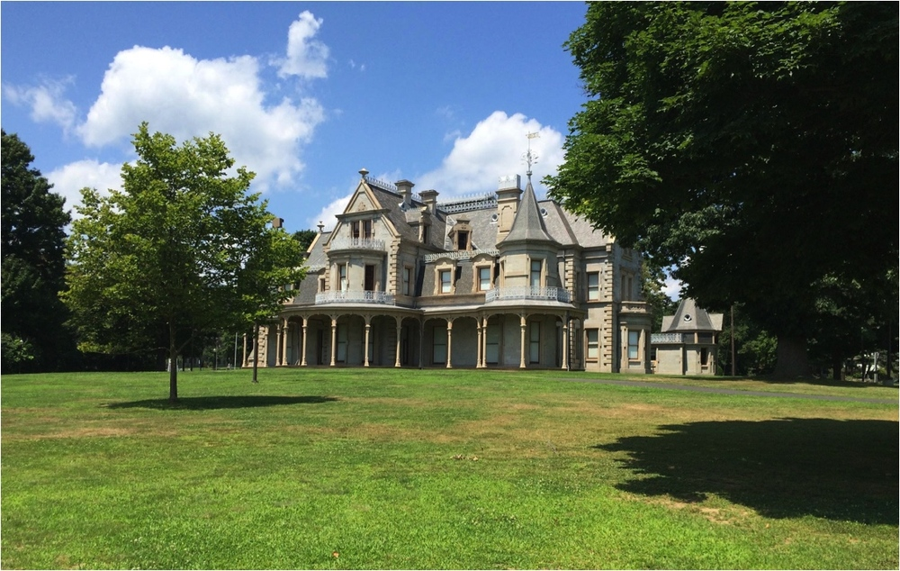 Lockwood, a Gilded Age mansion saved through historic preservation