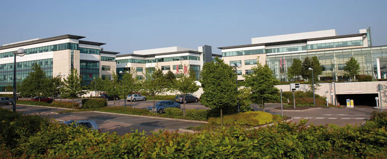 The business park. Limited upside with lots of risk. Photo from Wikimedia.