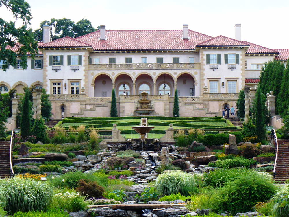 Philbrook Museum in Tulsa - Photo by Daniel Jeffries