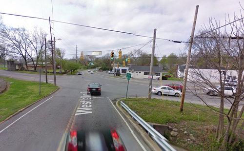 Google street view circa 2009