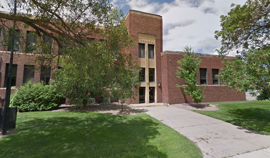 Lincoln Elementary in Brainerd, MN. (Image from Google Earth)
