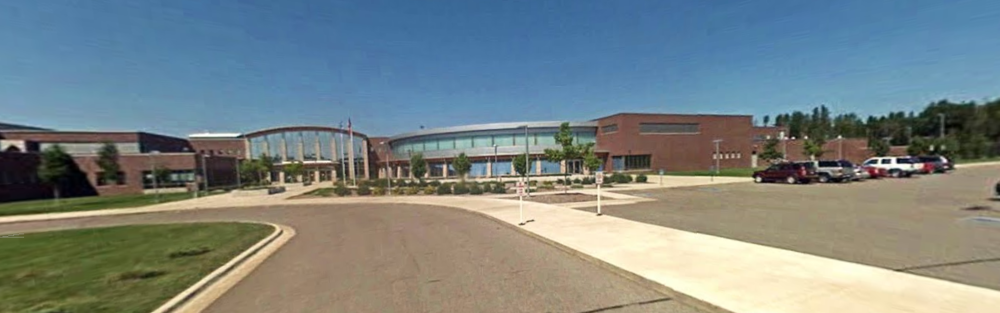 Forestview School (Image from Google Earth)