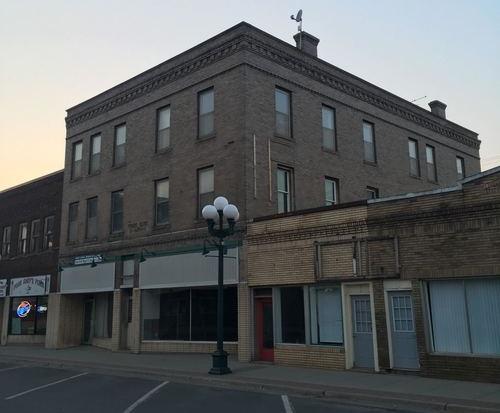 Leah's building