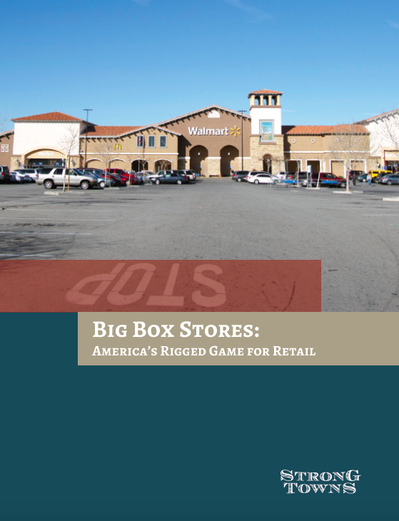 Big Box Stores: America's Rigged Game for Retails (ebook)