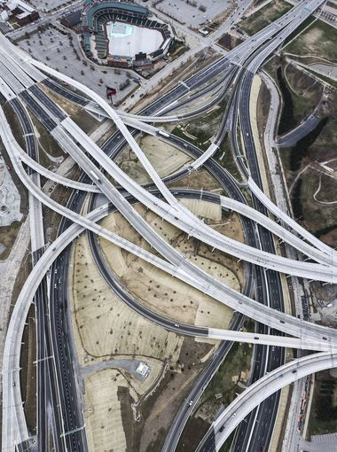 New and improved Spaghetti Junction (Louisville Courier-Journal)